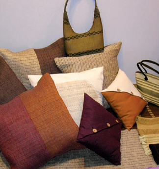 Pillows and Bags